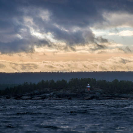 Bergskäret lighthouse