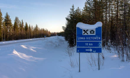 My destination: Loma vietonen