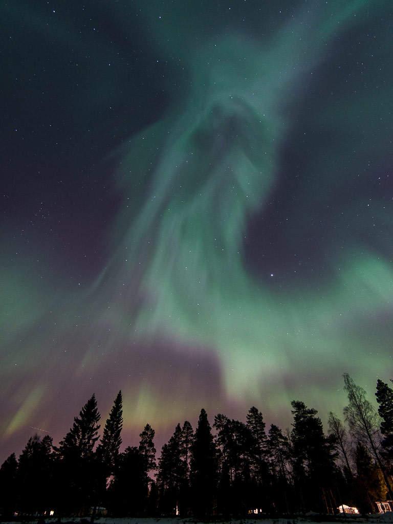 """""""Aurora ghost"""""""