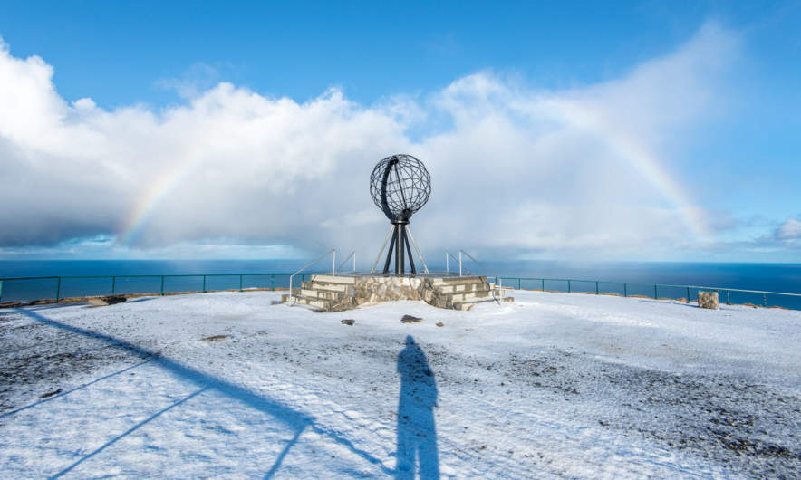 The 1st North Cape image