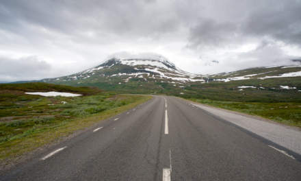 On the road to Bodø