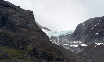 The Siehtagasglaciären