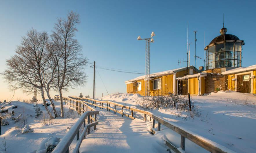 Bjuröklubb light house I