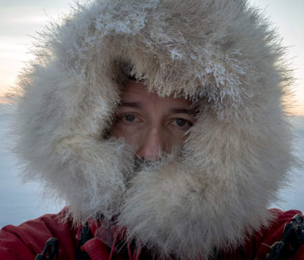 Selfie I: Fur protected