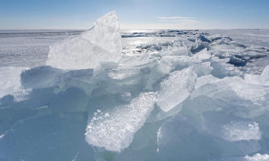 Ice wall I