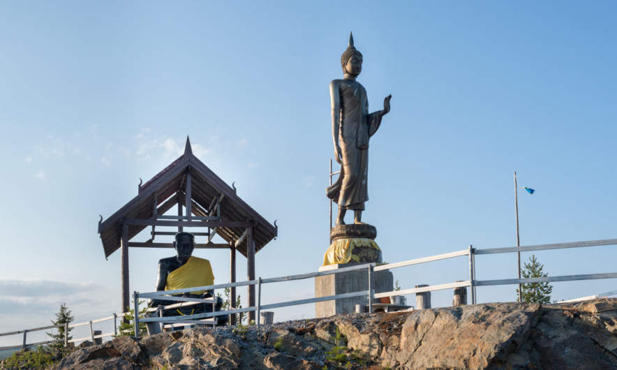 The Buddharama Temple
