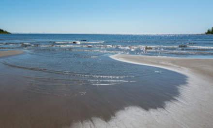 Storsanden beach IV