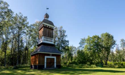 """Sommarkyrka"" – bell tower"