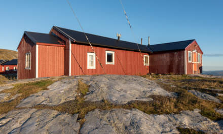 Blåhammaren fjällstation – the main building