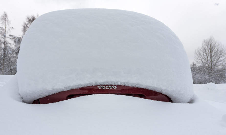 Buried: Volvo