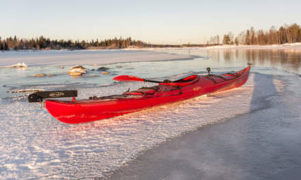 Kayak sledge I