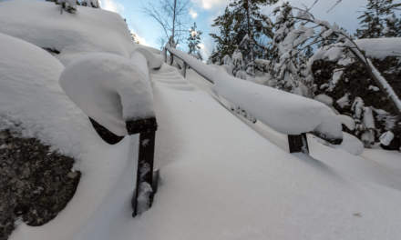 """Winter climbing challenge"""