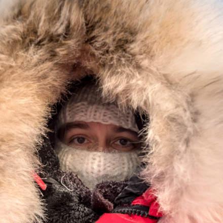 """""""Polar selfie"""""""