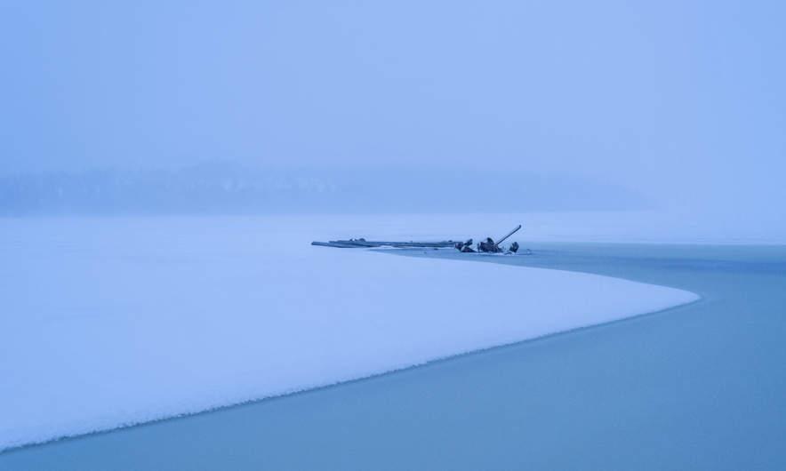 Flooded Skellefteälven