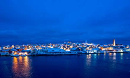 Departure in Vardø