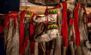 Detail I –sami reindeer shoes
