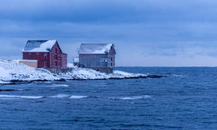 Houses in Vardø