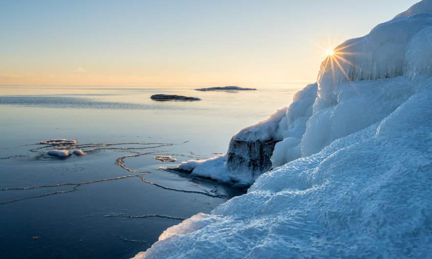 """Ice coast"""