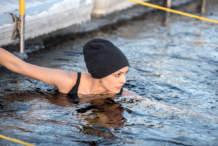 Swimmer: Focus