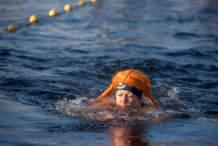 Swimmer: Pippi Longstocking