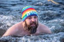 Swimmer: Skellefteå pride