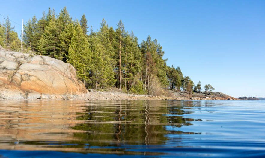 Peninsula Kallholmen