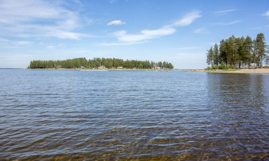 The island Rannersskäret