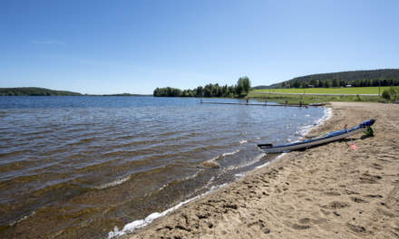 The lake Tavelsjön II