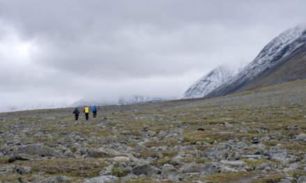 """""""Arctic hiking I"""""""
