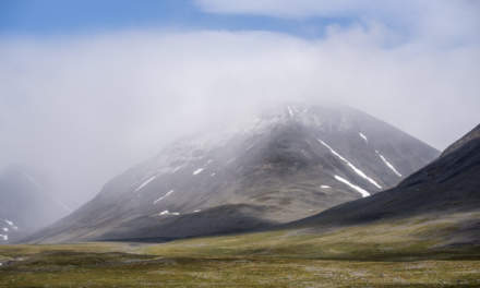 Mountain between Singi and Sälka I