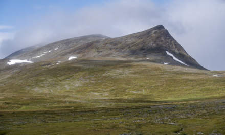 Mountain between Singi and Sälka II