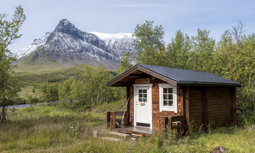 Vistas' sauna