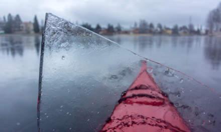 Ice pane