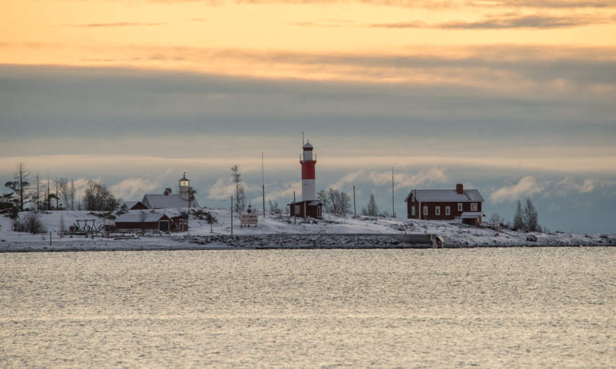 Gåsören Lighthouse