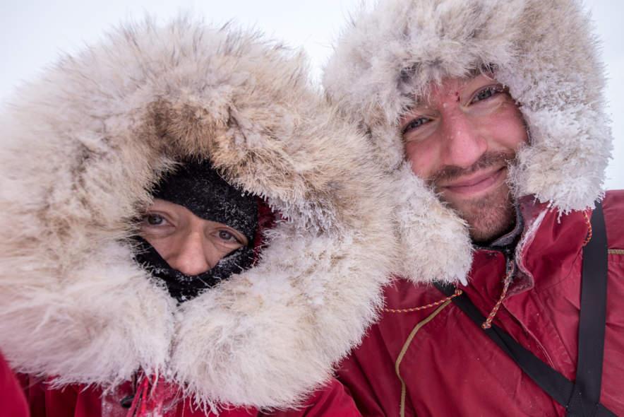 """""""Arctic selfie"""""""