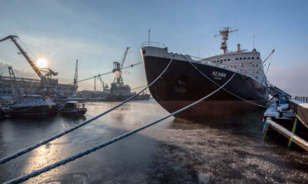 Icebreaker Lenin II