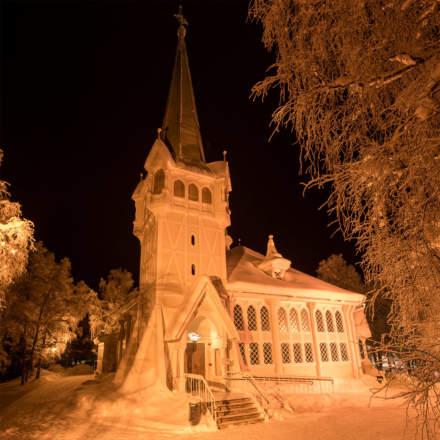 Jokkmokks kyrka I