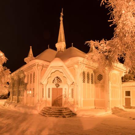 Jokkmokks kyrka II