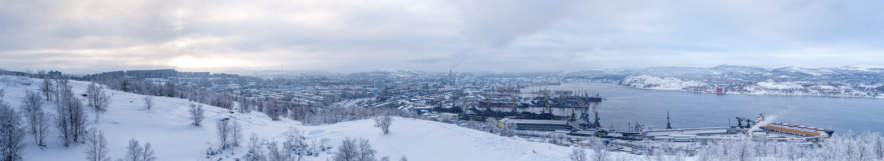 Murmansk panorama