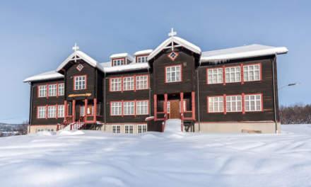 The former boarding school
