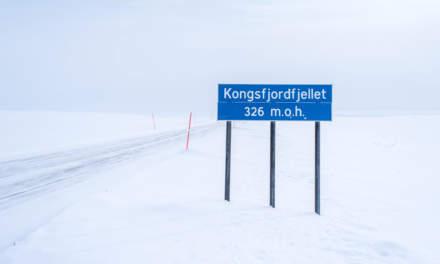 The Kongsfjordfjellet