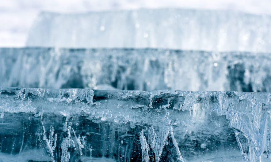 """Layers of ice"""