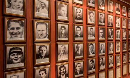 Partisanmuseet: photos and life of local partisans