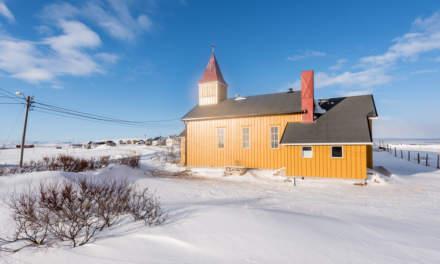 Skallelv Church