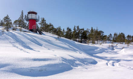 Bergskäret lighthouse