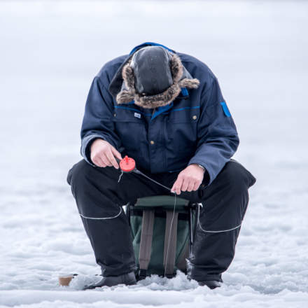 Ice fishing IV