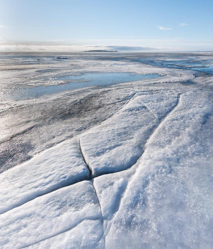 View of Gåsören