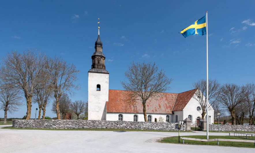 Fårö church