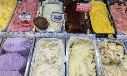 Ice cream selection I