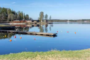 """Kanotudden"" (Canoe peninsula)"